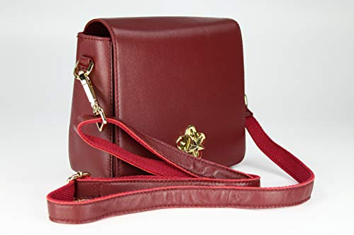 Bag Fredsbruder Twinkle Red Crossbody Wine HzqEqdw