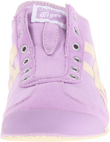 Onitsuka Tiger Womens Mexico 66 Paraty Slip-on Mode Sneaker Lavendura / Naturligt
