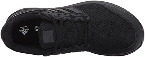 Zapatillas De Running Adidas Hombre Galaxy 3 Wide M, Negro / Negro / Negro, 7.5 W Ee. Uu. Negro / Negro / Negro