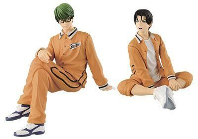Banpresto 5 Kuroko's Basketball Break Time Figure -Midorima & Takao- by Banpresto