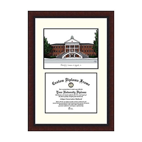 Campus Images NCAA University of Louisiana-Lafayette Legacy Scholar Frame by Campus Images