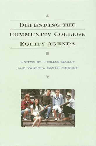 Defending the Community College Equity Agenda
