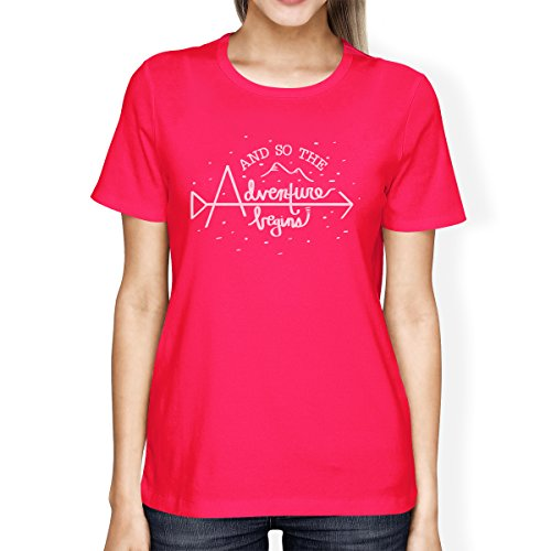 365 talla manga de corta Printing de Camiseta rAqrx48S