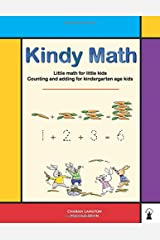 Kindy Math: Little math for little kids (Mental Math lesson) Paperback