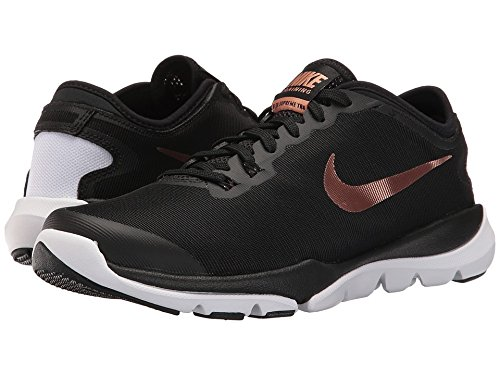 681c30669be Nike Flex Supreme TR4 Black Metallic Red Bronze White Women s Cross  Training Shoes  Amazon.ca  Shoes   Handbags