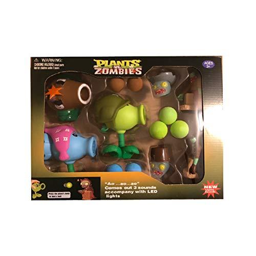 Plants Vs Zombies Caja de regalo: Heavy Peashooter, Diadema ...