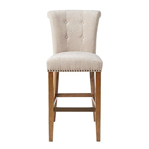 Madison Park 30-Inch Bar Stool Colfax/Cream