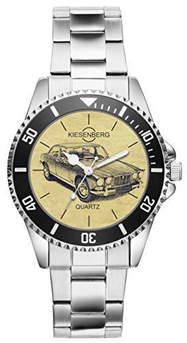 (Gift for Jaguar XJ6 Oldtimer Driver Fans Kiesenberg Watch 6368)