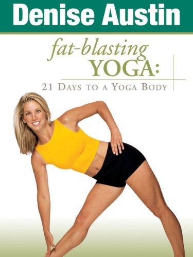 Amazon.com: Denise Austin: Fat Blasting Yoga: Denise