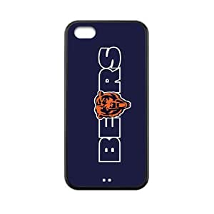 MMZ DIY PHONE CASECustom Chicago Bears Back Cover Case for iphone 4/4s JN5C-425