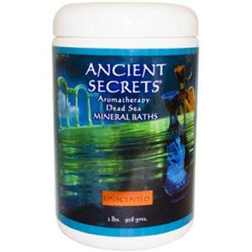 Unscented Dead Sea Bath Salts 2 LB