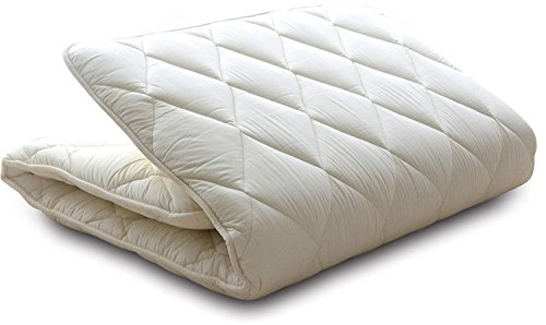 "EMOOR Japanese Traditional Futon Mattress ""Classe"" (55 x 83 x 2.5 in.), Full-Long size, Made in Japan"