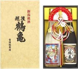 越後鶴亀 慶賀(けいが) ギフトセット