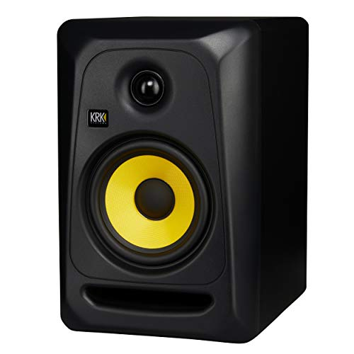 "KRK Classic 5 Professional Bi-Amp 5"" Powered Studio Monitor"