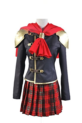 Cosplaybar Final Fantasy Type-0 FF Zero Cater Cosplay Costume Female XXXL - Final Fantasy Type 0 Seven Costumes