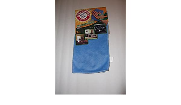 Amazon.com: Arm & Hammer Toallita Microfiber Wipe Blue 1 Piece 13.5