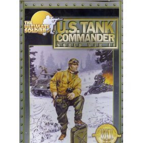 [US Tank Commander WWII 1/6 Scale by Ultimate Soldier] (Ww2 Navy Uniforms)