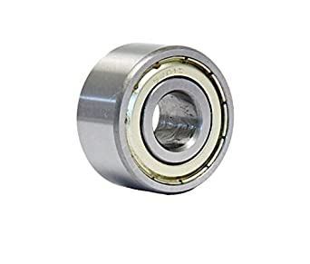 5201ZZ Bearing Angular Contact 12x32x15.9 Ball Bearings VXB Brand