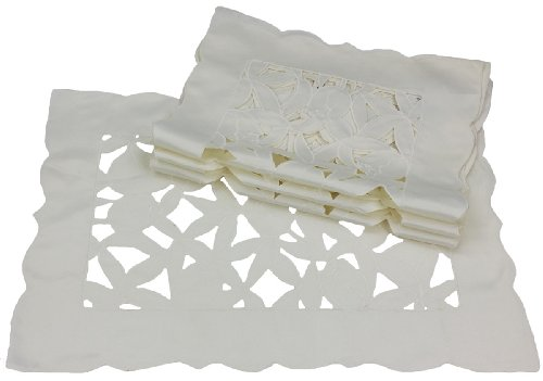 Xia Home Fashions Embroidered Placemats