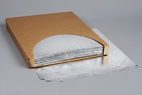 Insulated Cushion Foil Sandwich Wrap 14 x 16 Inch 1000 Sheets (14 Foil)