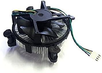 DISIPADOR VENTILADOR UNIVERSAL Li-V115, CPU PC COOLER INTEL SOCKET ...