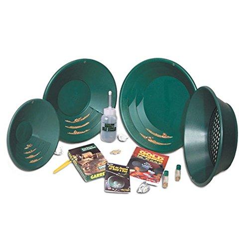Garrett Gold Pan (Garrett Deluxe Gold Pan Kit)
