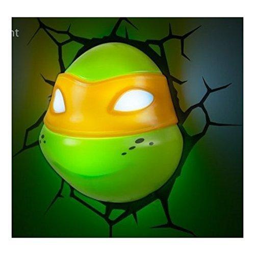 Amazon.com: 3d deco Light ~ ~ Teenage Mutant Ninja Turtles ...
