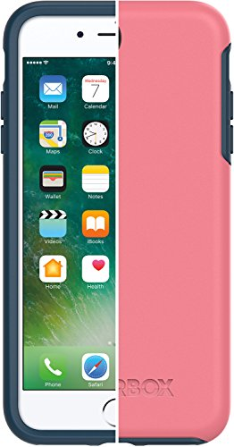 OtterBox SYMMETRY SERIES Case Compatible with Apple iPhone 8 & iPhone 7 (NOT Plus) (SALTWATER TAFFY)