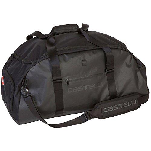 Castelli Gear 71L Duffel Bag Black, One Size