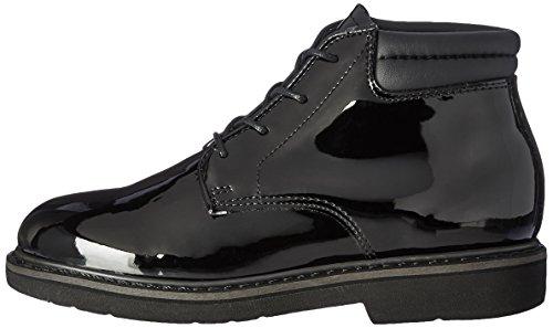 Rocky Men's 6 Inch Professional Dress 500-8 Work Boot,Black,10 XW US by Rocky (Image #5)