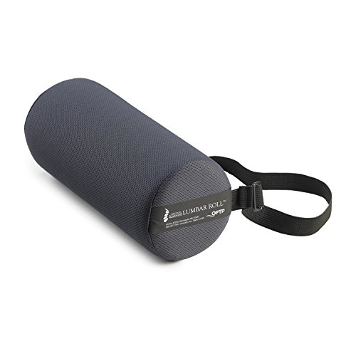- The Original McKenzie Lumbar Roll by OPTP - Low Back Support for Office Chairs and Car Seats