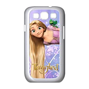 Customize Cartoon Tangled Princess Back Case for Samsung Galaxy S3 I9300 JNS3-1468