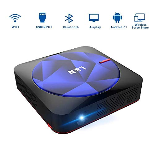 Mini Portable Projector