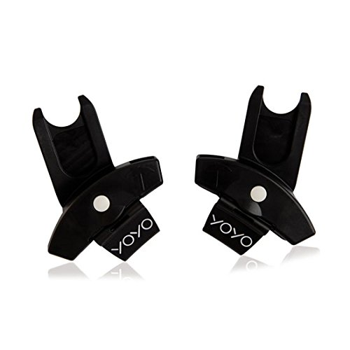 Babyzen YOYO+ Car Seat Adapters - Black - One Size (Cosi Maxi Strollers Compatible)