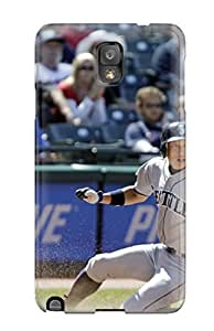 Cute Hard Seattle Mariners Sports For SamSung Galaxy S4 Case Cover