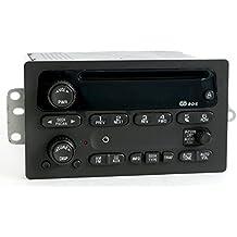 2002-2003 Chevy Trailblazer GMC Envoy Radio AM FM CD w Aux mp3 Input - 15169545