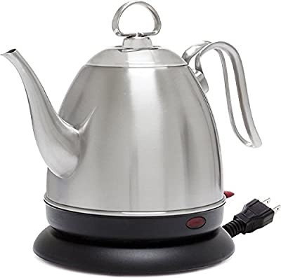 Chantal ELSL37-03M Stainless Steel Mia Ekettle, 32 oz.