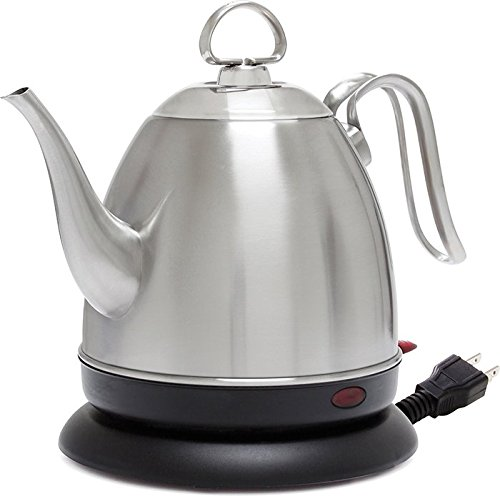 chantal stainless kettle - 4