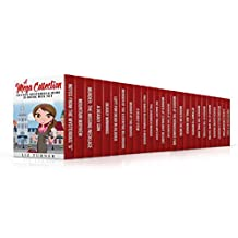 A Mega Collection of Cozy Mysteries & More: 25 Book Box Set