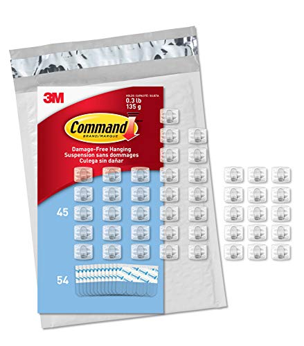 Command Clear Mini Light, 45