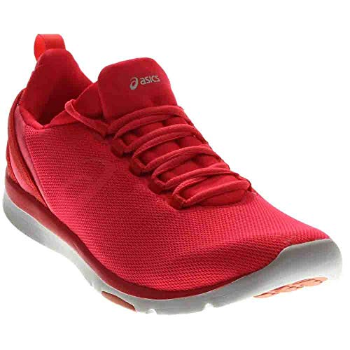 ASICS Women's Gel-Fit Sana 3 Cross-Trainer Shoe, Diva Pink/White/Melon, 5.5 M US