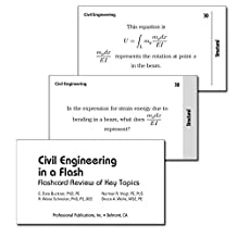 Civil Engineering in a Flash