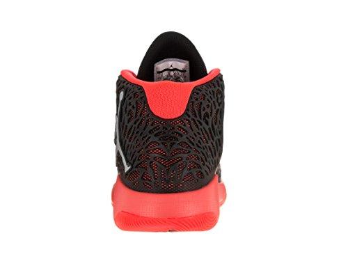 Jordan Herren Ultra.Fly Basketballschuhe Schwarz / Infrarot 23 / Reflekt Silber