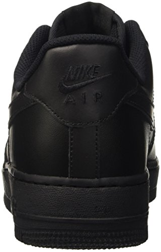 Force Nike Basketball Black 1 Donna Wmns Nero Black '07 Air da Scarpe 6p0Expq