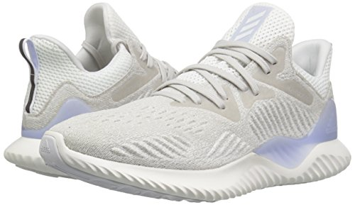 adidas Men's Alphabounce Beyond Running Shoe, Grey/White/aero Blue, 7 M US by adidas (Image #5)