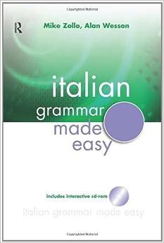 Book Italian Grammar Made Easy (Italian Edition) by Mike Zollo (2005-11-25)