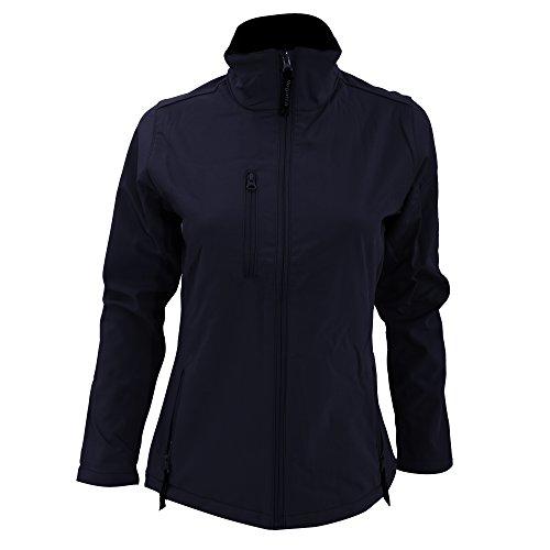 Bleu Octagon Regatta Marine Shell Femme Veste Layer Soft 3 gvH7pgq