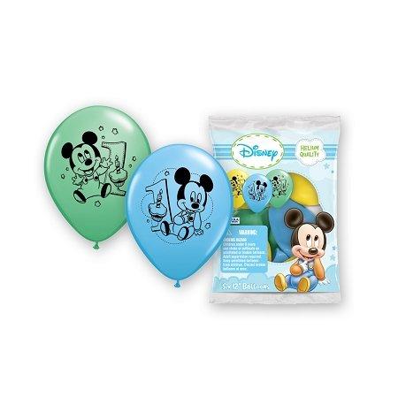 1st Birthday Latex Balloons - 7