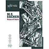 M.C. Escher House of Stairs 1000pc Jigsaw Puzzle