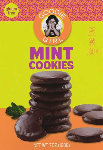 Goodie Girl Mint Slim Cookies, 7 Ounce